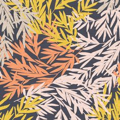 New pattern day! Color inspiration via @leifshop.
