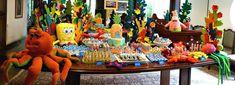 Spongebob Birthday Party Ideas   Photo 2 of 21   Catch My Party