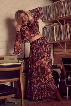 Check out the fabulous new bohemian autumn collection by Free People.