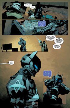 Batman - Arkham Knight - Genesis 1 Page 11