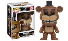 Funko POP! Action Figure - FNAF Five Nights At Freddy's - Freddy . Otakupoint Store - Anime, Movies and more!