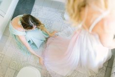 María´s wedding dress