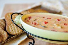 Delicious 'Zucchini Cheese Soup' Recipe