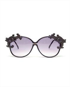 """Usa ou não usa? Óculos Moo """"Noir Desire"""""""