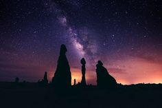 Milky Way Photo by Sakhr Abdullah — National Geographic Your Shot