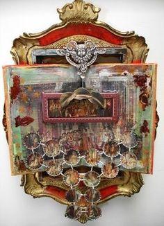 Napoleon Book Assemblage, Carmi