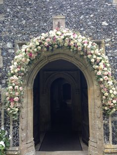 Hengrave Church Arch
