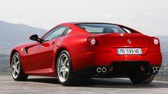 Ferrari 599 GTB Fiorano HGTE 2009
