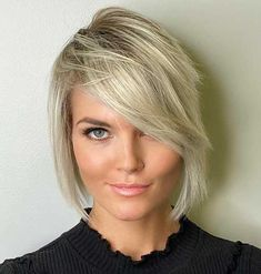 Classic Short Bob Haircuts with Bangs for Women in 2020 Health And Fitness Magazine, Health And Fitness Articles, Health Fitness, Bob Haircut With Bangs, Short Bob Haircuts, Haircut Style, Short Thin Hair, Short Hair Styles, Thick Hair