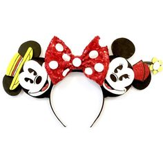 Make your Disney vacation extra special with these handmade Interchangeable Magic Mouse Ears. Ideal for the Disney lover in everyone. Perfect for any age. Great gift idea for anyone who loves Disney. Diy Disney Ears, Disney Mickey Ears, Disney Diy, Mickey Mouse, Disney Ideas, Disney Magic, Mini Mouse Ears, Disney Cards, Wedding Jewellery Gifts