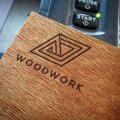 Laser etching test #carpentry #woodwork #woodworking #wood #diy #maker #make #handmade #craft #craftsman #palletwood #pallets #palletwoodproject #laser #engraving de alijanah