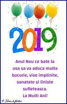 Felicitari de anul nou 2019 - La Multi Ani! 1 Decembrie, Holidays And Events, Happy New, Owls, Quotes, Christmas, Quotations, Xmas, Owl