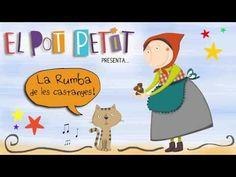 Els nostres moments a l'aula d'infantil: Castanyera Rumbera!!