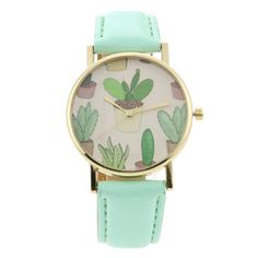 >> Click to Buy << Cactus Printed Dial Quartz Watch Women Fashion Casual Wristwatch Ladies Dress Clock reloj mujer saat montre femme  #Affiliate