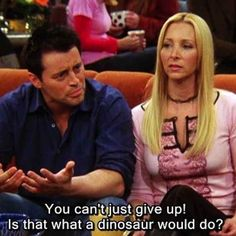 "The 21 Best Lines From Joey Tribbiani On ""Friends"""