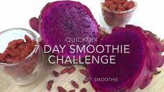 【Quickmix 7 Day Smoothie Challenge 】: Day 1 Goji Dragonfruit Smoothie 「美人恩物」❤ 枸杞x火龍果smoothie 「Goji」就係我地平時叫嘅枸杞,係一種超級食品,可以養肝、明目、抗衰老。火龍果亦有助消脂、排毒。今日呢杯無添加smoothie係咪冇介紹錯先? Smoothie神器當然就係b-kitchen嘅QUICKMIX手提攪拌器啦! 詳情:http://www.guten-b.com/…/quickmix-ultra-slim-stick-blender.… #無添加 #7daysmoothiechallenge #bkitchen #gutenb #quickmix #smoothierecipe #goji #dragonfruit #healthyeating #健康食品