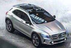 Mercedes GLA automatic -