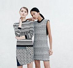 Spring Trend: Black & White Sale