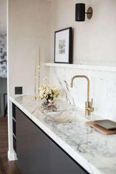 Home Decor Kitchen .Home Decor Kitchen Home Design, Schönheitssalon Design, Design Ideas, Interior Exterior, Home Interior, Interior Design Kitchen, Kitchen Designs, Modern Interior, Home Decor Kitchen