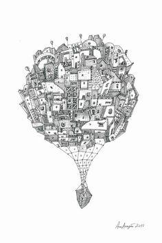Ana Aragão - Balão