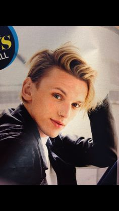 Jamie Campbell Bower Hello ;D