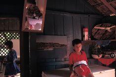Alex Webb PARAGUAY. Ygatimi. 1990. In a copetin.