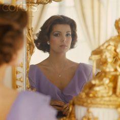 Her Serene Highness The Princess Caroline of Monaco, age 18.