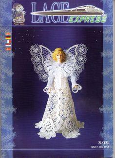 "Журнал ""Lace Express"" 2001 №3"
