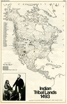 Map: Indian Tribal Lands 1493 deadend-source link is dead Indian Tribes, Native American Tribes, Native American History, Native Indian, Cherokee History, American Symbols, Danse Country, By Any Means Necessary, Historical Maps