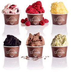 gelato on Behance Ice Cream Menu, Ice Cream Logo, Ice Cream Flavors, Ice Cream Recipes, Yogurt Packaging, Ice Cream Packaging, Types Of Ice Cream, Kulfi Recipe, Gelato Shop