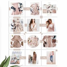 Social Media Branding – Creating an Effective Social Media Presence Online Moda Instagram, Layout Do Instagram, Instagram Grid, Instagram Post Template, Instagram Design, Photo Instagram, Instagram Story, Instagram Mosaic, Instagram Collage