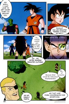 DragonBall Z Abridged: The Manga - Page 055 by ~penniavaswen