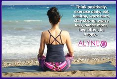 How often do you get to the gym? Start today. #AlyneForYou #GetYourDignityBack #LiveLife