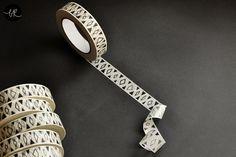 decorative paper masking tape by bastisRIKE