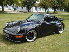 """Porsche 911 Turbo 3.6 type 964 - """"Bad Boys"""""""