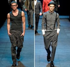 The gentleman on the left.