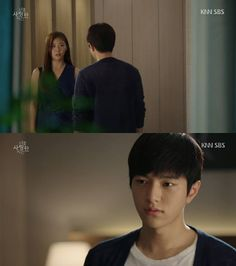 During their business trip, they have fun, and Ha Na pretties up for Intern. She goes to his hotel room and overhears him incriminating himself (about his ulterior motive towards her). Yep, he's busted, so, bye, bye L.