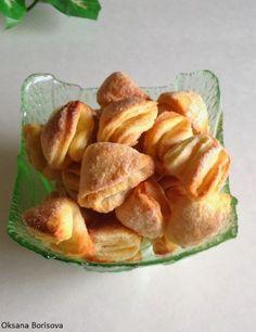 Кулинарные моменты: Творожное печенье