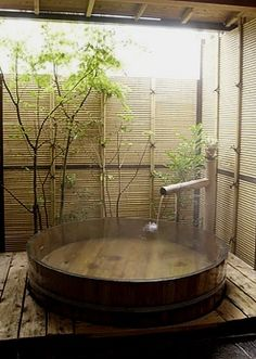 Remodel diy The Most Elegant Japanese Bathroom Ideas Japanese bathrooms are really appealing undoubtedly. The style looks really typical as well as all-natural. Normally all-natural subtleties. Outdoor Baths, Outdoor Bathrooms, Japanese Bathroom, Diy Bathroom Remodel, Budget Bathroom, Bathroom Ideas, Bathroom Makeovers, Restroom Ideas, Tub Remodel