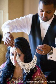Bridal Jewelry http://maharaniweddings.com/gallery/photo/14797