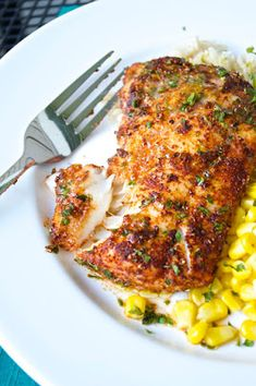 Chili-Lime Cod Fillets | MY DISH FOOD