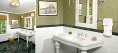 A Greenwich, CT bathroom