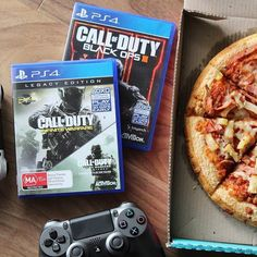 Call of Duty or Pizza?