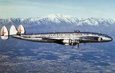 An EAL Connie -what an amazing aircraft.