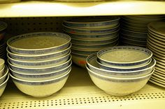 Signs you were raised by Asian immigrant parents: You only had bowls. No plates.
