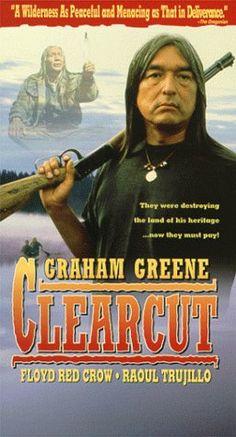 Amazon.com: Clearcut [VHS]: Graham Greene, Ron Lea, Michael Hogan ...