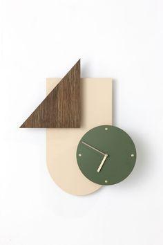 Wall Wonder Clock - Rose   Rove Concepts