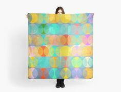 Multitudes by mirimo #scarf