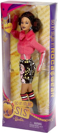 So in style rocawear Trichelle doll 2 Barbies Pics, Barbie Family, Beautiful Barbie Dolls, Barbie World, Collector Dolls, 50 Shades, Doll Toys, Fashion Dolls, Little Girls