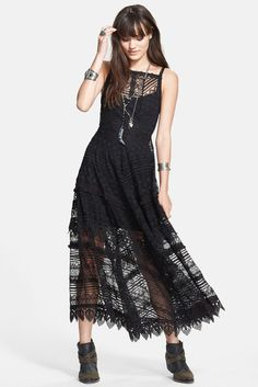 Lace Slipdress. Sponsored by Nordstrom Rack.
